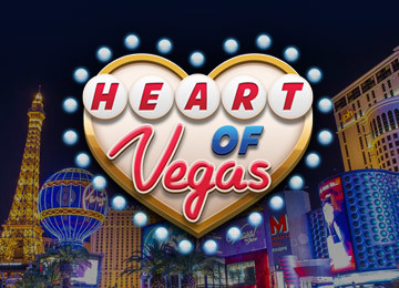 Heart of Vegas Slots: One of The Best Online Slots Around