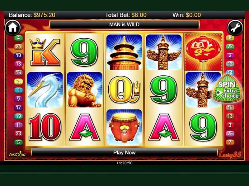 Lucky 88 Slots Review